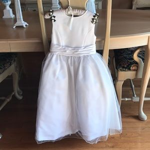 Other - Kids white formal dress